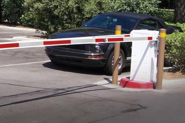 Barrier Gate untuk Palang Otomatis & Sistem Parkir